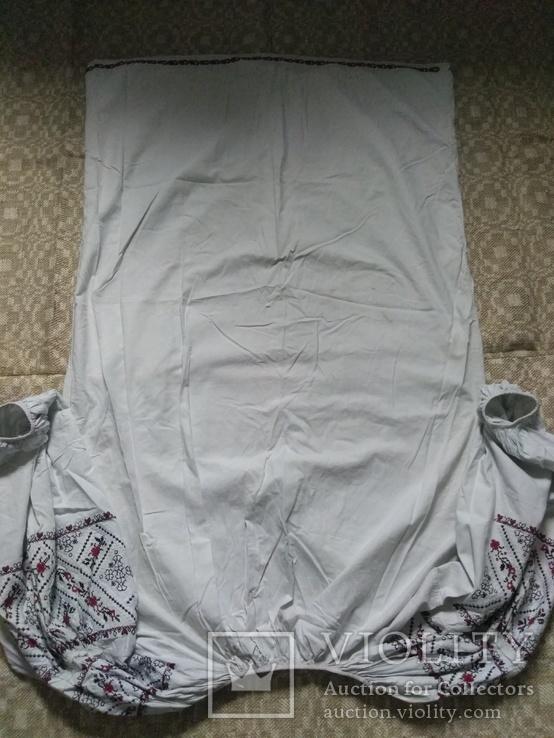 Сорочка з широкими рукавами 4, фото №4
