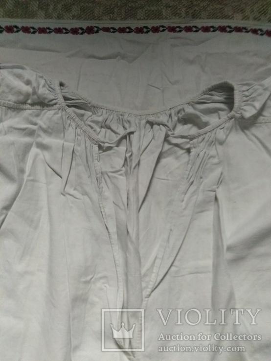 Сорочка з широкими рукавами 4, фото №5