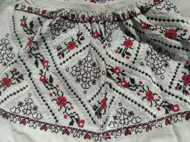 Сорочка з широкими рукавами 4, фото №6