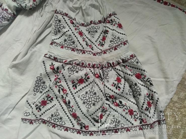 Сорочка з широкими рукавами 4, фото №8