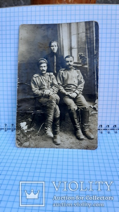 Фото Офицеры Царской Армии., фото №4