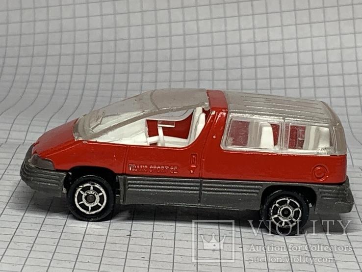 1/55 №258 Majorette Trans Sport Pontiac, фото №4