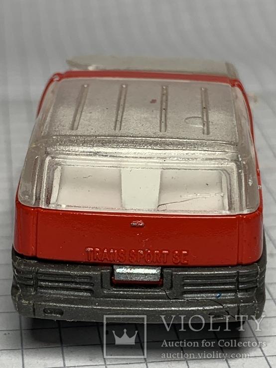 1/55 №258 Majorette Trans Sport Pontiac, фото №7