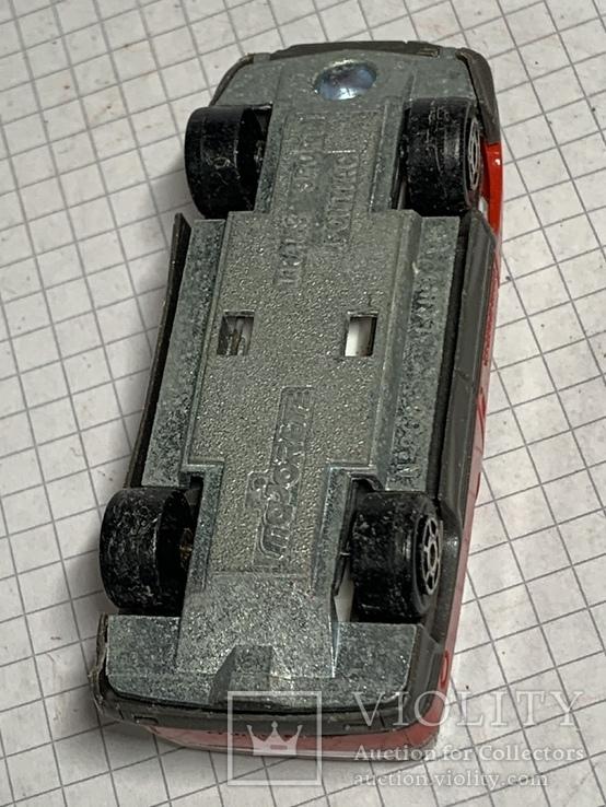 1/55 №258 Majorette Trans Sport Pontiac, фото №8