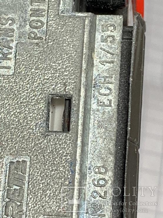 1/55 №258 Majorette Trans Sport Pontiac, фото №10