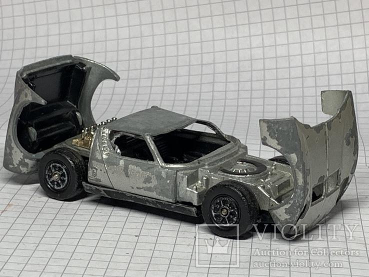 Corgi Toys Lamborghini Miura  P400 Made in Gt Britain, фото №2