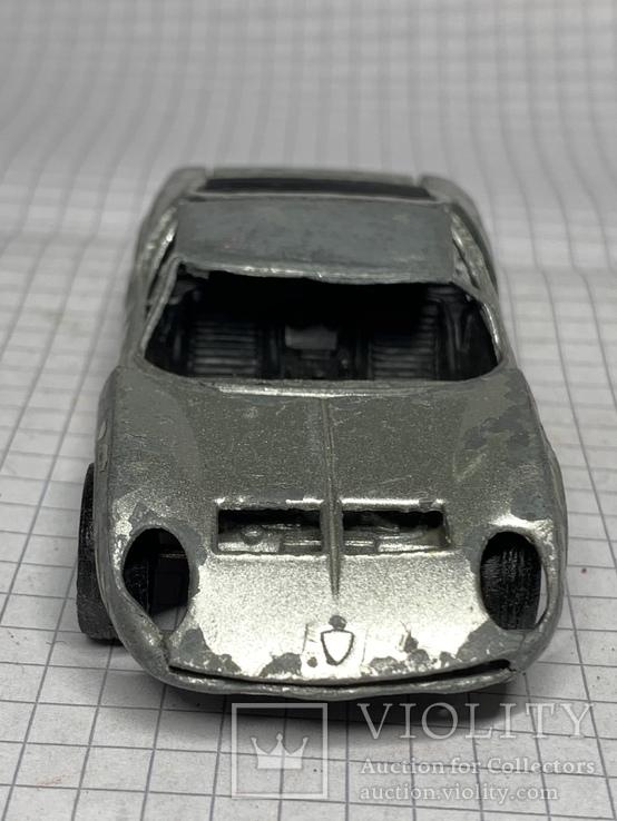 Corgi Toys Lamborghini Miura  P400 Made in Gt Britain, фото №5