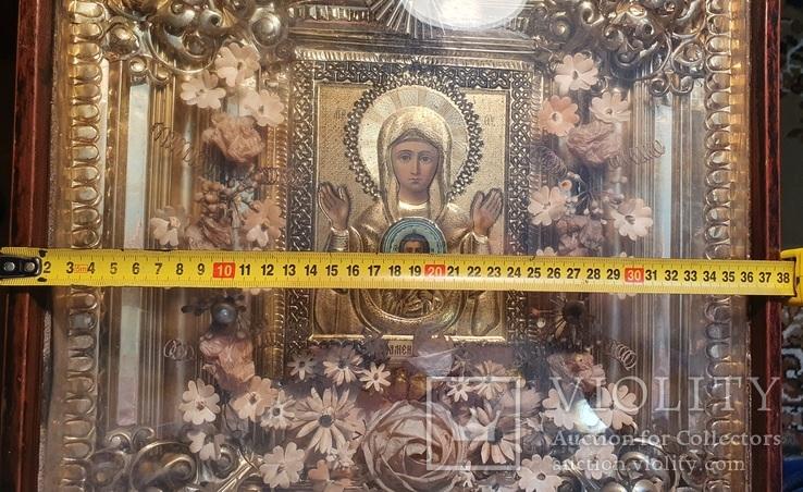 Икона Знамение., фото №5