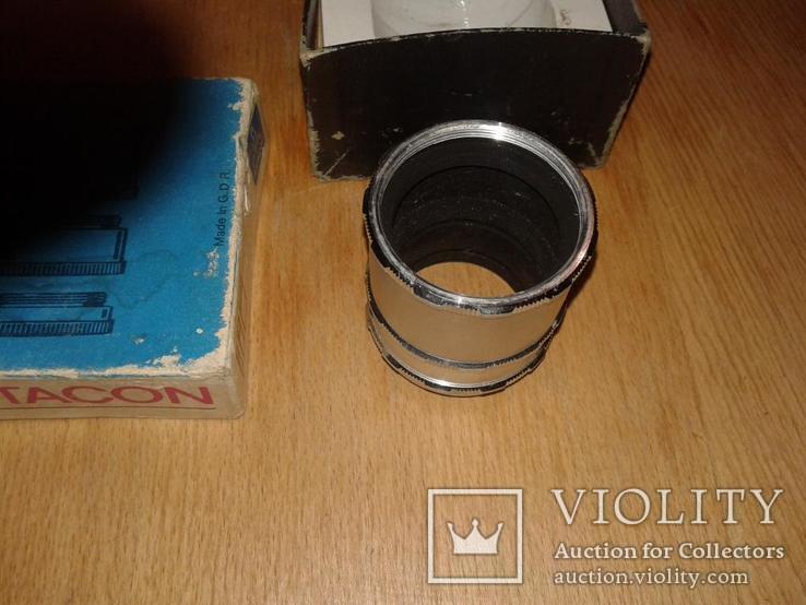 Кольца для макросъёмки Pentacon 42 мм, фото №5