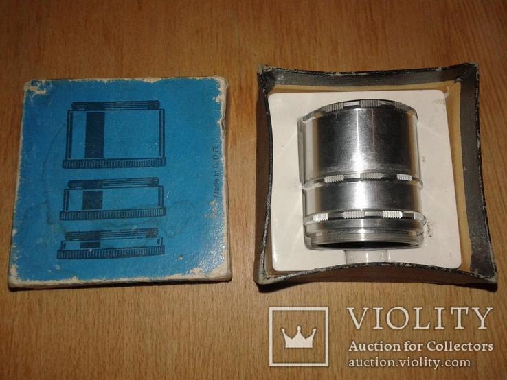 Кольца для макросъёмки Pentacon 42 мм, фото №6