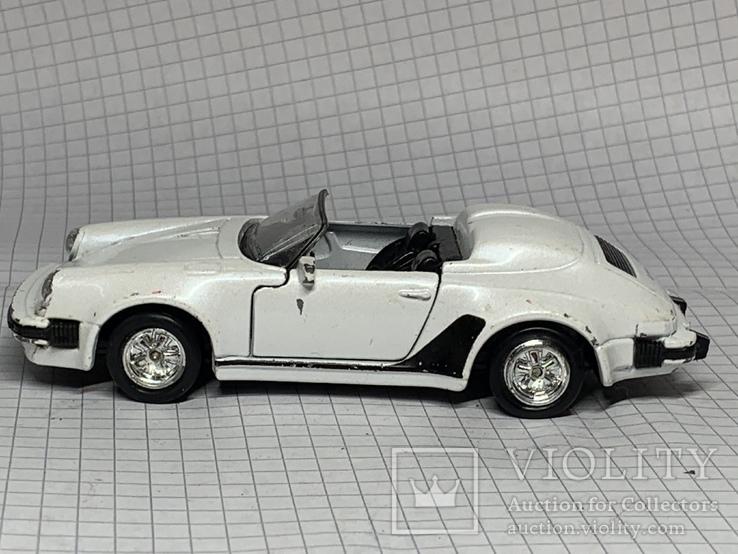 MC Toy Porsche 911 Speedster 1/38, фото №5