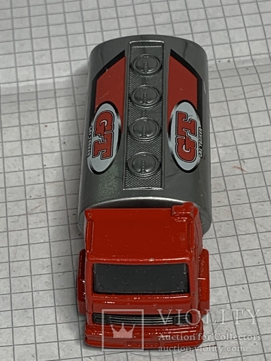 №241-245 Majorette Ford 1/100, фото №6
