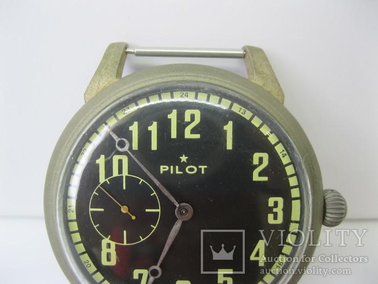 Часы-марьяж Pilot (молния), фото №4