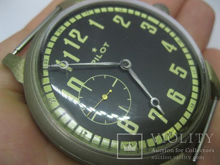 Часы-марьяж Pilot (молния), фото №9