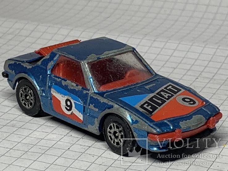 Corgi  Fiat XI/9 Made in Gt Britain, фото №2