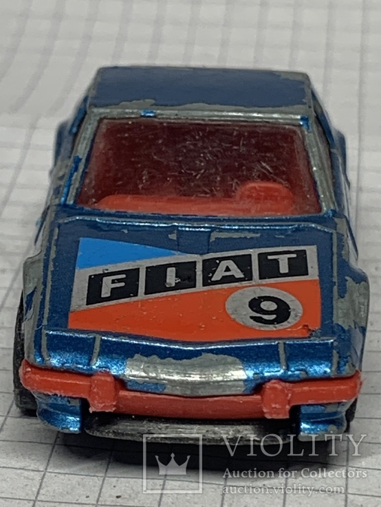 Corgi  Fiat XI/9 Made in Gt Britain, фото №5