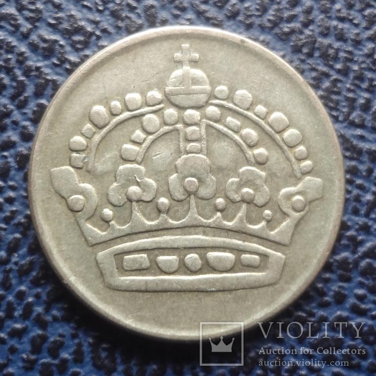 50  эре  1954  Швеция   ($11.4.36)~, фото №3