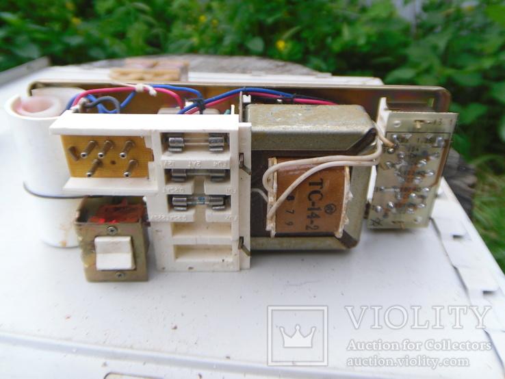 Блок питания Шилялис чб телевизор СССР силовой трансформатор, фото №2