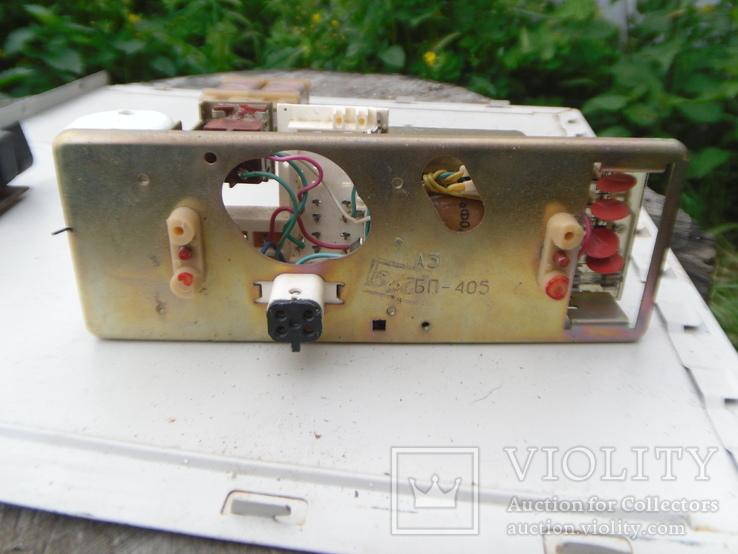 Блок питания Шилялис чб телевизор СССР силовой трансформатор, фото №3