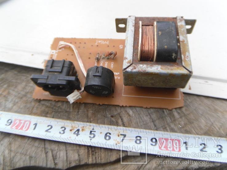 Блок питания трансформатор силовой импортной магнитолы