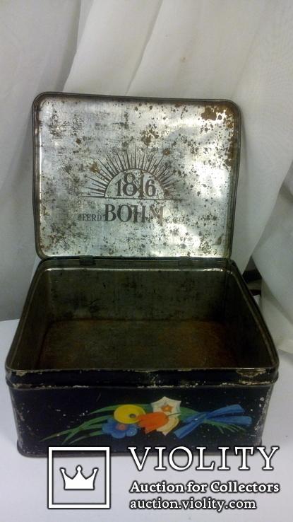Кофейная коробка, фото №4