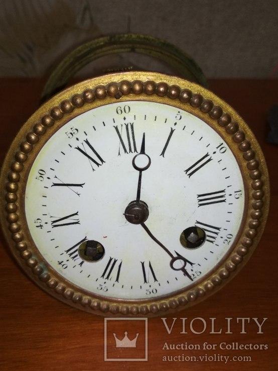 Механізм каміного годиникаMedaille D*argent Vincent 1855