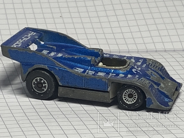 1329 Siku Porsche  917/10 Turbo-Lader Made in Germany, фото №3