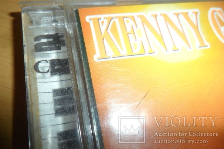 Диск CD сд Kenny G Golden Collection  2 диска, фото №4