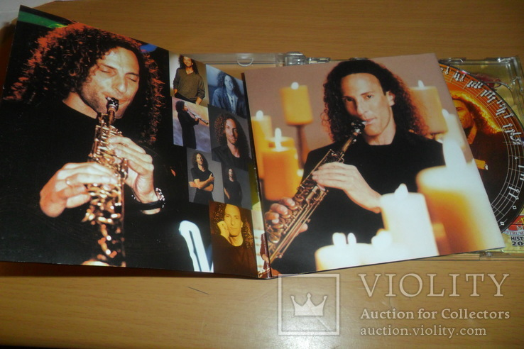 Диск CD сд Kenny G Golden Collection  2 диска, фото №8