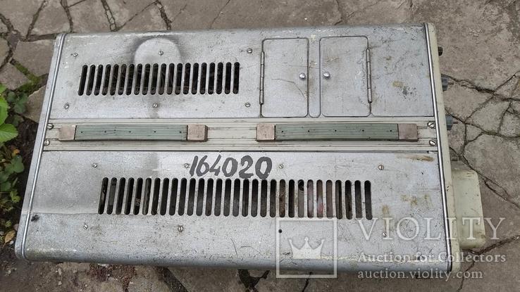 Осциллограф двухлучевой С1-17 №387 1973 г., фото №10