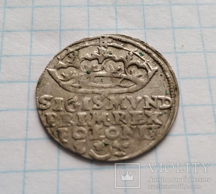 Грош Коронний 1547 /015/