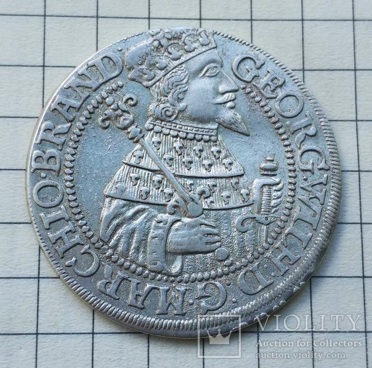 Орт Георга Вильгельма 1626 года