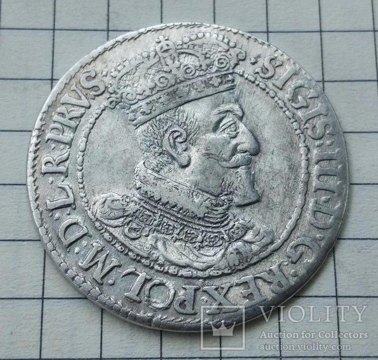 Орт Сигизмунда 1618 года