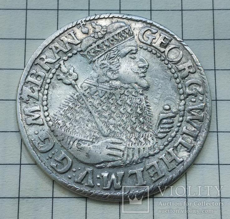 Орт Георга Вильгельма 1623 года