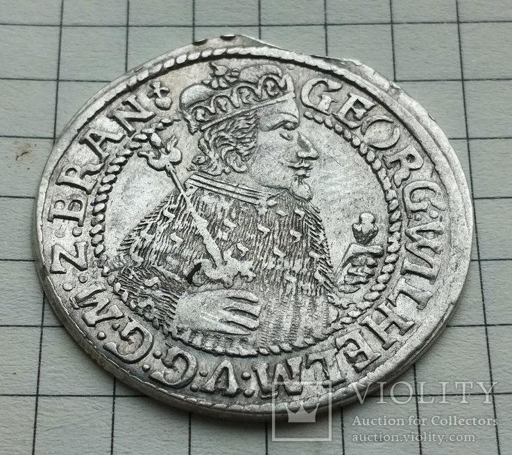 Орт Георга Вильгельма 1624 года