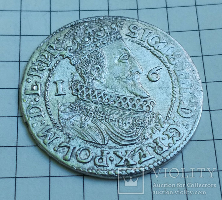 Орт Сигизмунда 1624 года