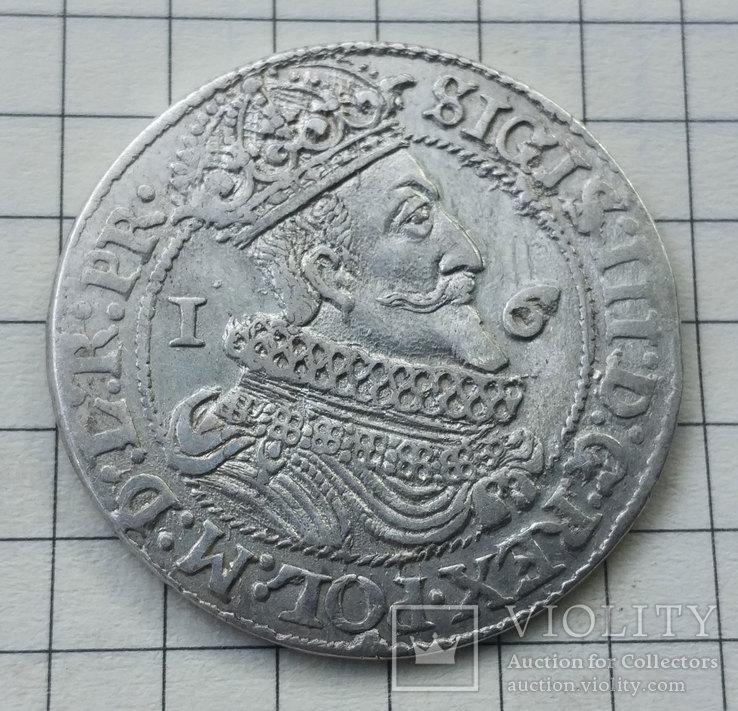 Орт Сигизмунда 1625 года