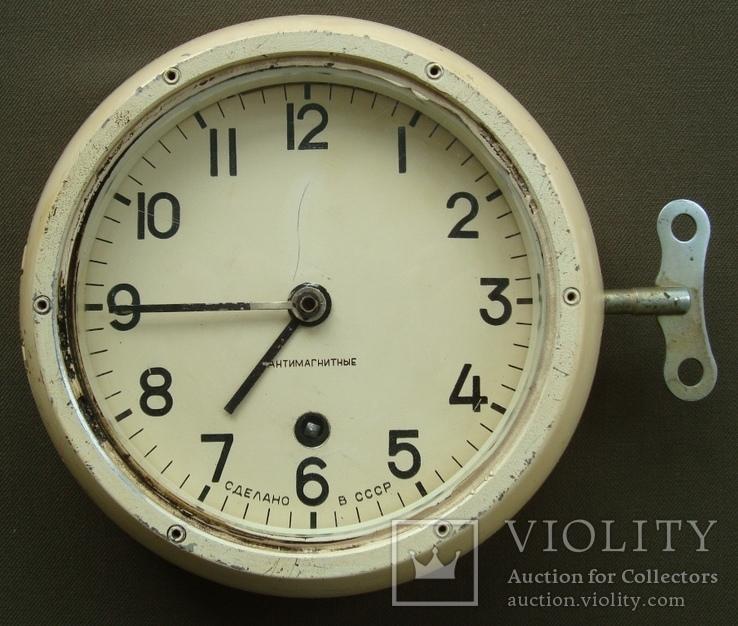 Корабельные часы,антимагнитные.