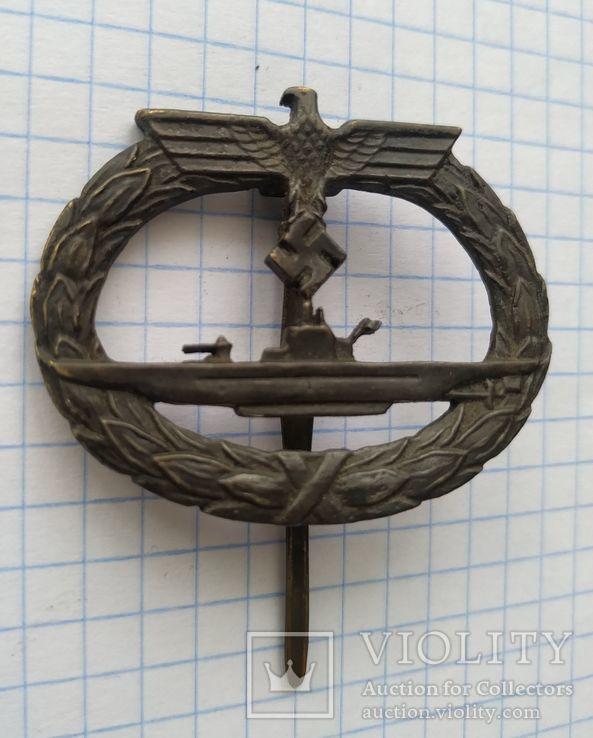 Немецкий знак, копия., фото №4