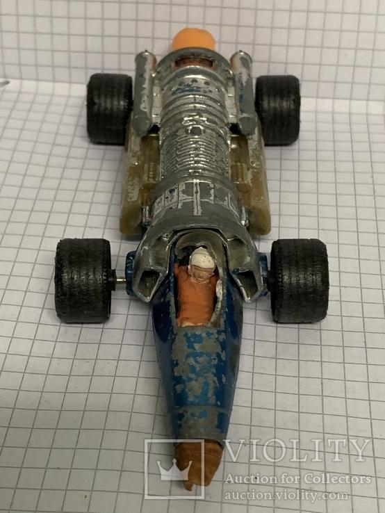 Corgi Toy Silver Streak Swedish Jet Dragster, фото №6
