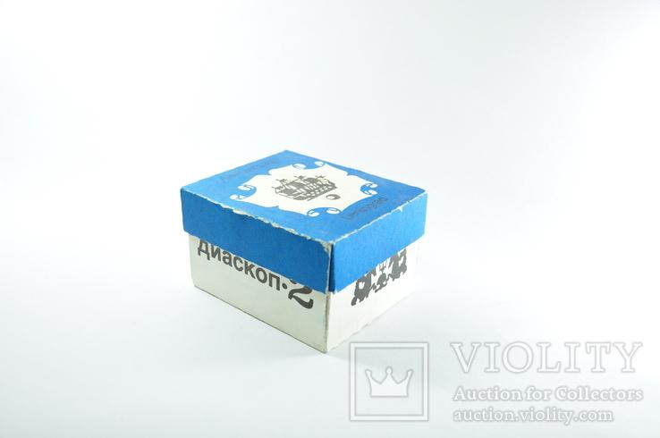 Ленинград Диаскоп 2 с карточками 20шт, фото №3
