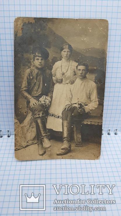 Фото : Семья 3 человека. до 1917 года, фото №4