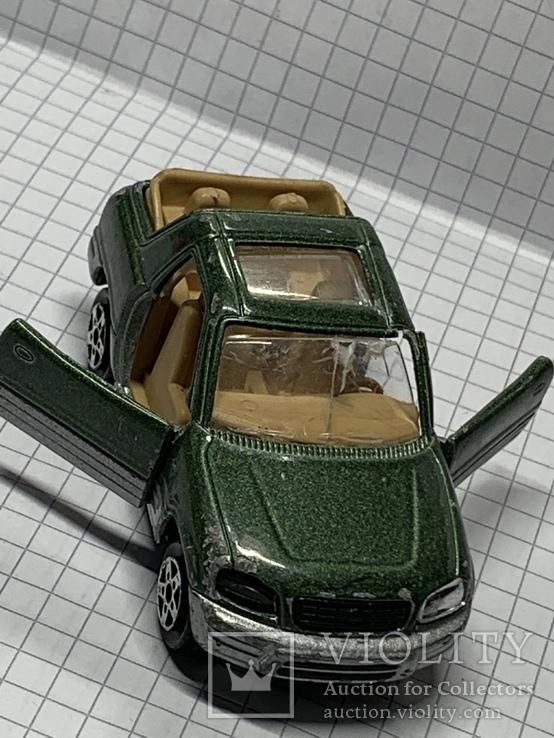 №230 Majorette 1/50 Toyota RAV 4, фото №3