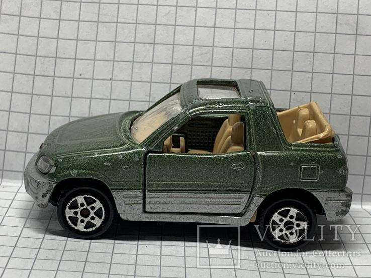 №230 Majorette 1/50 Toyota RAV 4, фото №5