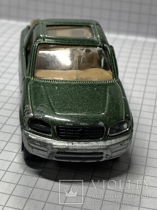 №230 Majorette 1/50 Toyota RAV 4, фото №6