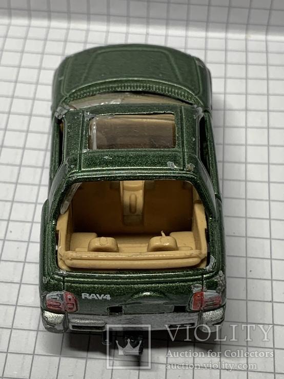 №230 Majorette 1/50 Toyota RAV 4, фото №8