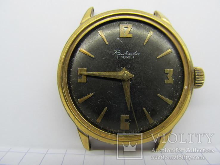 Часы Ракета, AU-20
