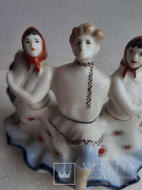 Статуэтка Танец Дружбы СССР, фото №9