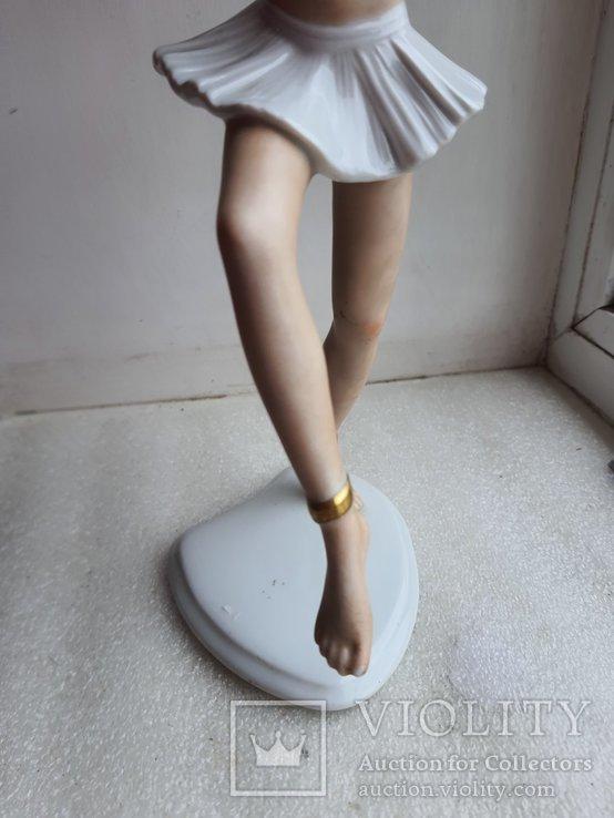 Статуэтка фарфоровая Девушка Негритянка Wallendorf, фото №12