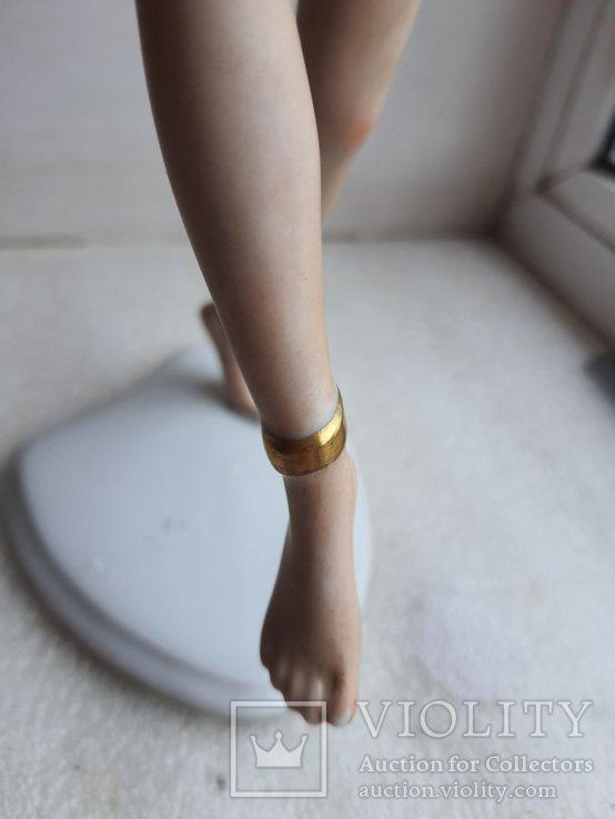 Статуэтка фарфоровая Девушка Негритянка Wallendorf, фото №13